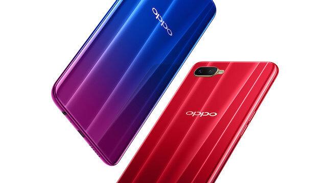 OPPO'nun renkli telefonları büyük ilgi görüyor