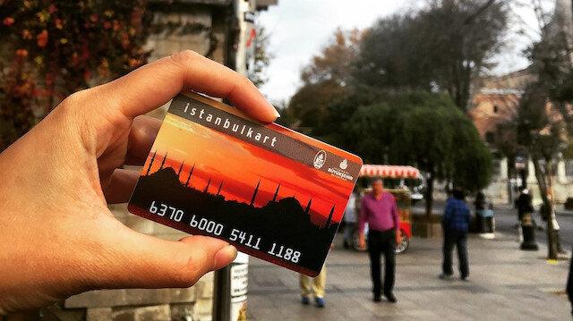 İstanbulkart yenilendi: 'Birçok yeni özellik'