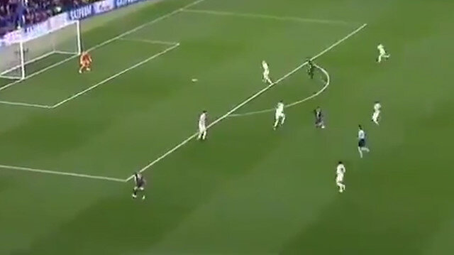 Coutinhodan muhteşem gol