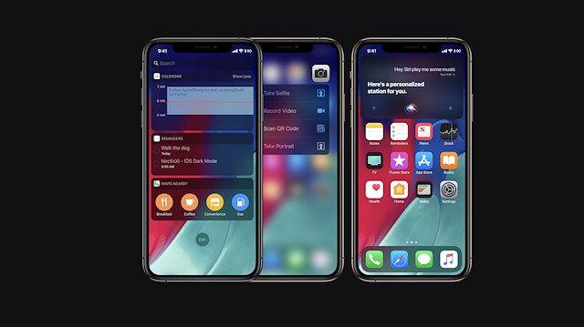 iOS 13 neler getiriyor?