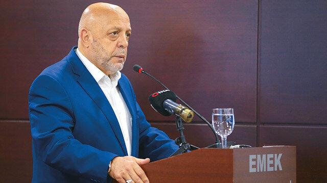 3 bin kişi HAK-İŞ'ten istifa ettirildi