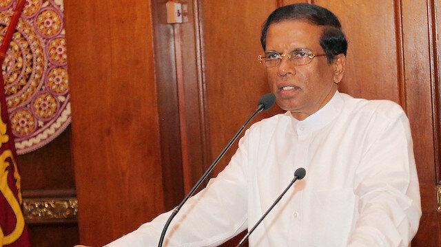 Sri Lanka Devlet Başkanı: Güçlü bir şekilde harekete geçilecek