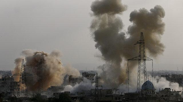 Esed rejiminden İdlib'e yeni saldırı: 7 ölü