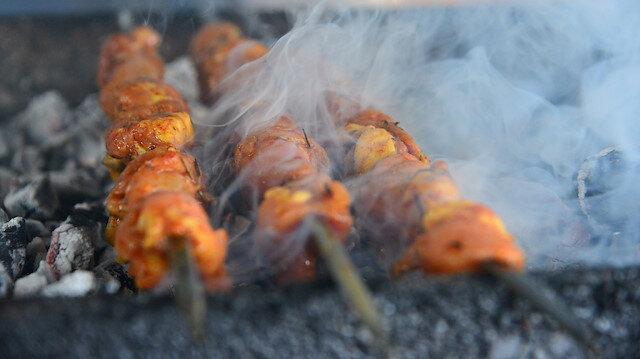 Arjantin soslu tavuk sarma dürüm yok satıyor