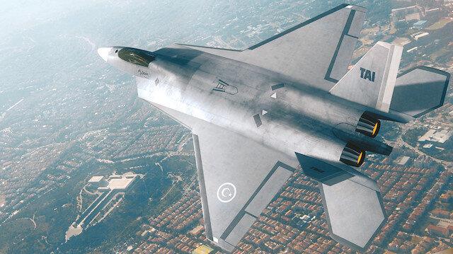 F-35 şantajı milli uçağı hızlandırdı
