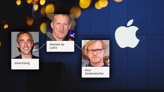 Apple'da neler oluyor: 'Üç önemli isimle yollar ayrıldı'