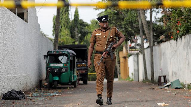 Sri Lanka'da son durum: Ele başı oteldeki patlamada öldü