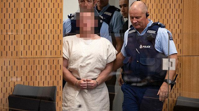 Yeni Zelanda medyası teröristin görüntüsünü mozaikleyecek