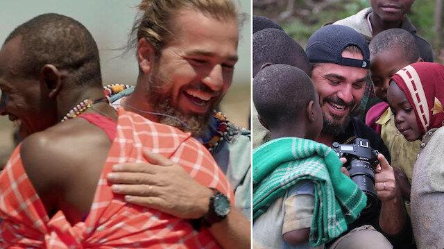 Engin Altan Düzyatan'dan Afrika'ya yardım: 15 bin kişiye temiz su kaynağı sağladı