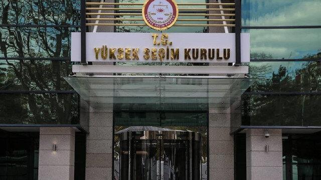 YSK'nin iptal kararının gerekçesi belli oldu