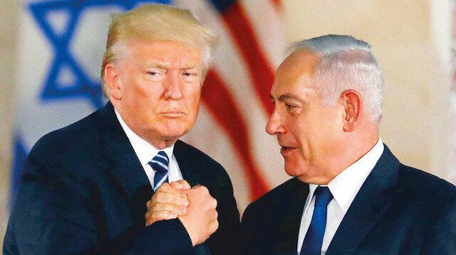 İsrail gazetesi 'Yüzyılın Anlaşması'nı yayımladı: Yeni Filistin kurmak istiyorlar
