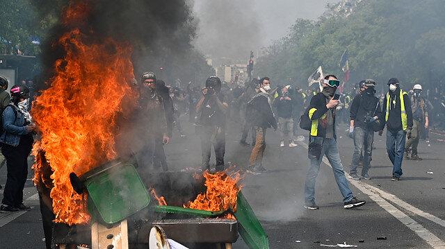 Fransa turizmi kötü etkilendi