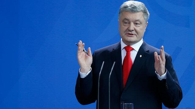 Poroşenko hakkında soruşturma başlatıldı