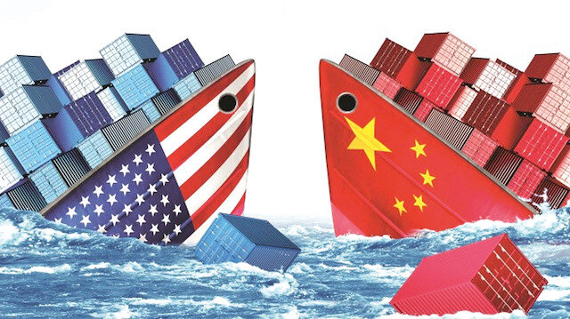 Borsalar ticaret savaşıyla sarsıldı