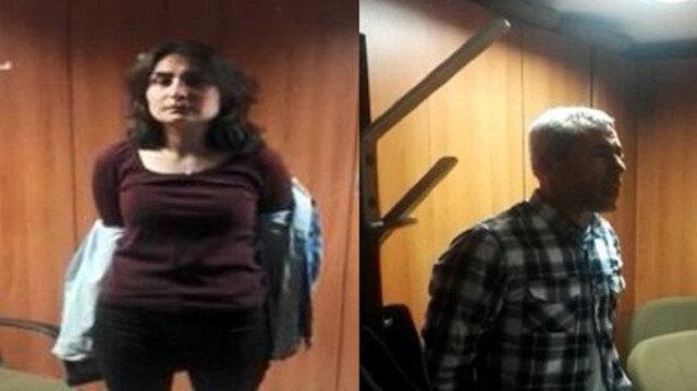 Teröristler güvenliğe 'Mahmut Tanal'ı ziyarete geldik' demiş