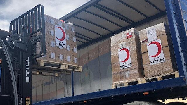 Neutec İlaç'tan Kızılay'a 2 milyon liralık yardım
