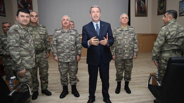 Milli Savunma Bakanı Akar yeni askerlik sisteminin detaylarını açıkladı