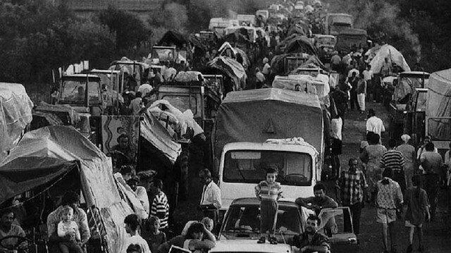 """Bulgaristan Türklerinin """"zorunlu göç"""" yolculuğu"""