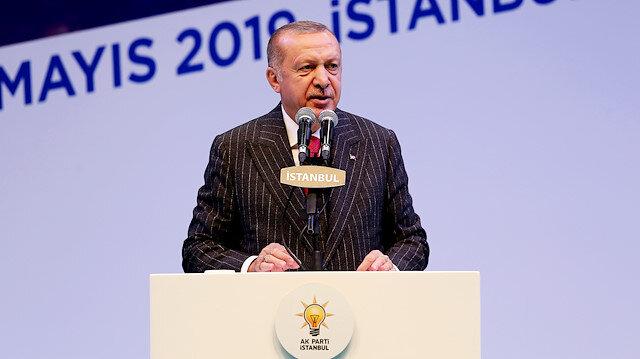 Cumhurbaşkanı Erdoğan: Milli irade hırsızlığı tam bir felakettir