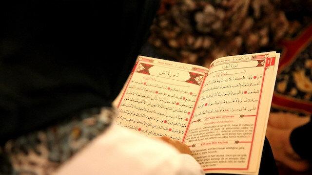 Müslümanların merakla beklediği Kadir Gecesi
