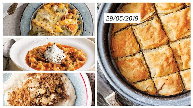 24. gün iftar menüsü