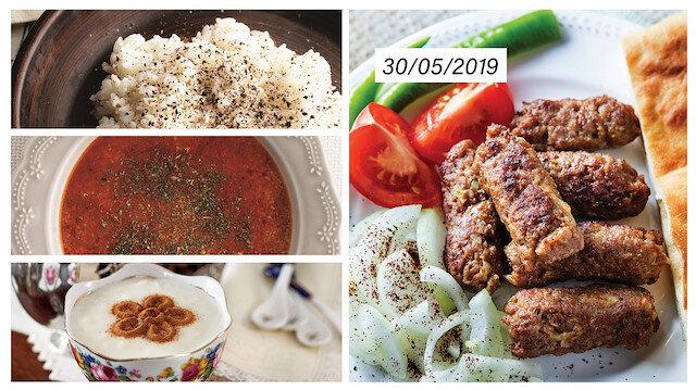 25. gün iftar menüsü