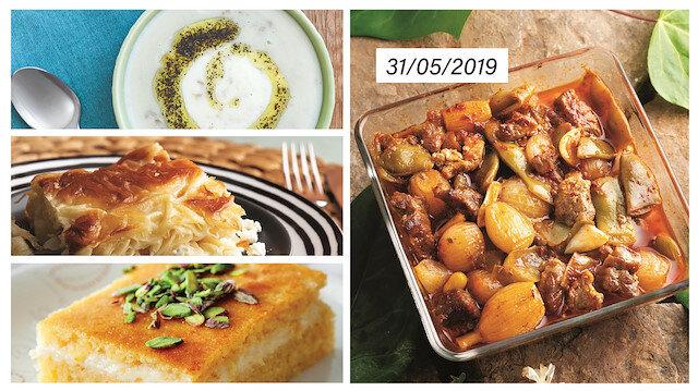 26. gün iftar menüsü
