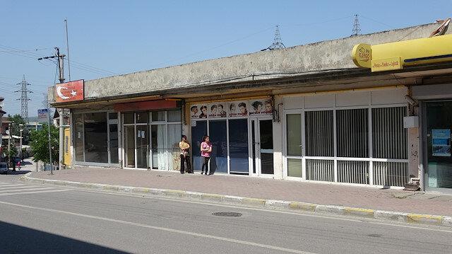 10 yıllık kira istenince dükkanı şehit ve gazi aileleri derneğine çevirdi