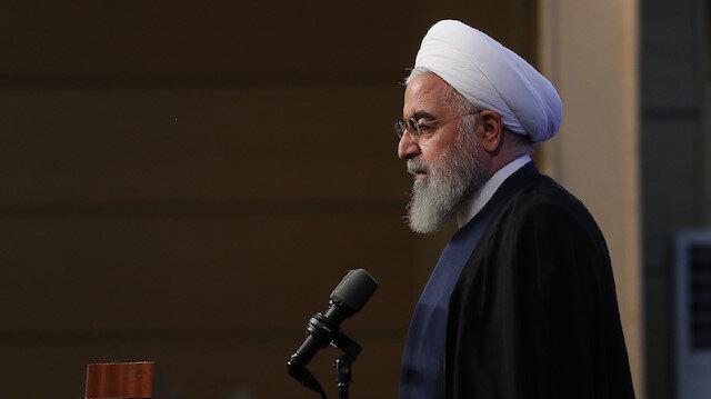 Ruhani: AB'den ABD'nin uyguladığı ekonomik terörizme itiraz etmeli