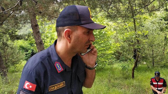 Jandarma ölen sürücünün oğluna acı haberi veremedi