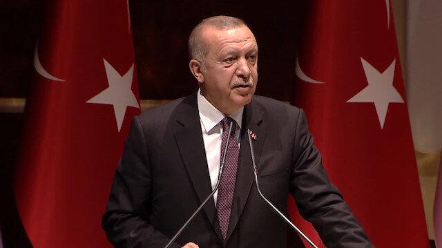 Cumhurbaşkanı Erdoğan: Siyasi istikrarsızlık oluşturmak için çevirilen numaraların hepsinin farkındayız