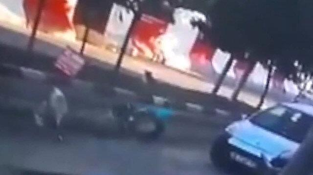 Sokak köpekleri 5 yaşındaki çocuğa saldırdı