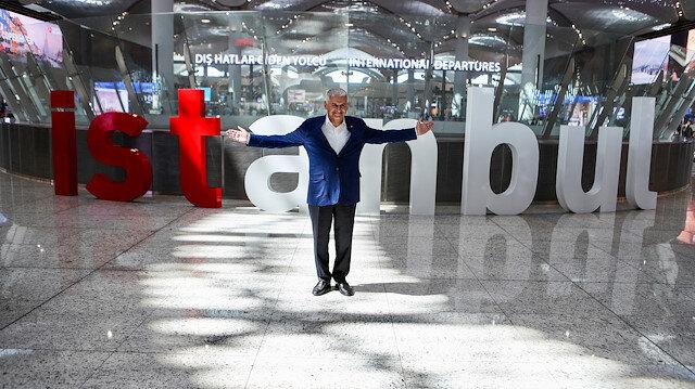 İsmail Türütten İstanbul seçimlerine özel türkü