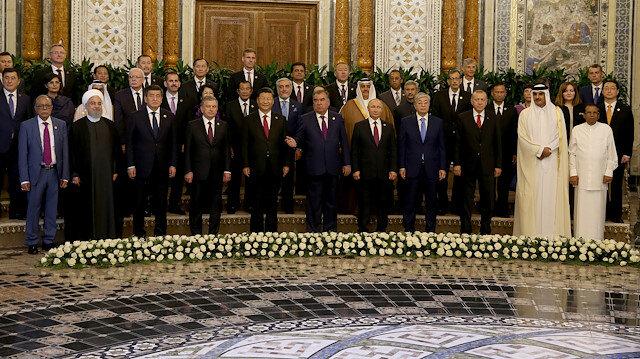 Başkan Erdoğan dünya liderlerine hitap etti