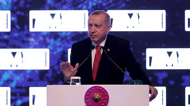 Cumhurbaşkanı Erdoğan:  Avucunuzu yalarsınız