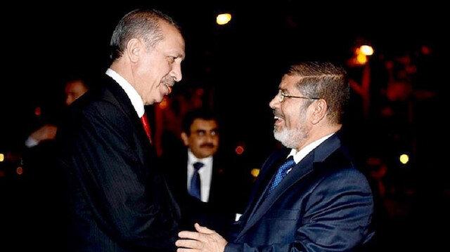 Cumhurbaşkanı Erdoğan: Mursi kardeşimize, şehidimize, Allah'tan rahmet diliyorum