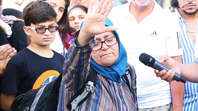 Yaşlı teyze eski İstanbulu anlattı