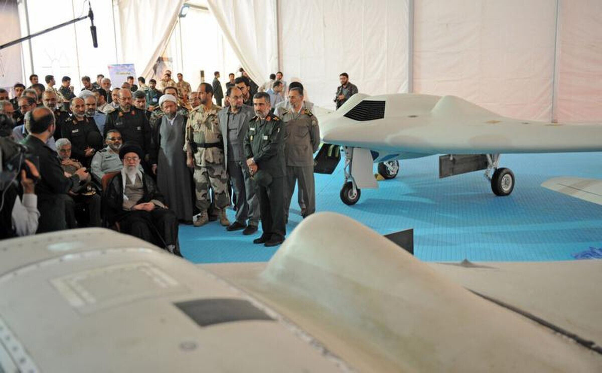 İran, RQ-170 model ABD İHA'sını düşürüp, kopyalamayı başarmıştı.