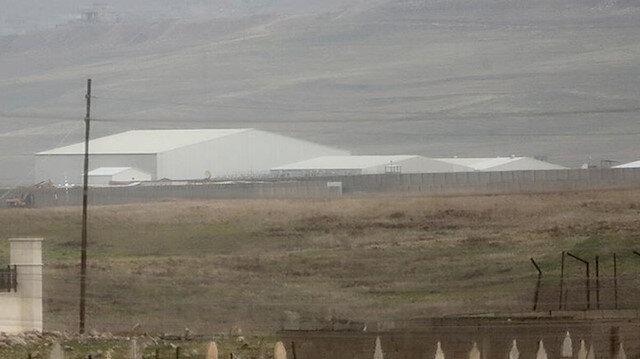 Irak'taki ABD üssünde güvenlik tedbirleri artırılıyor