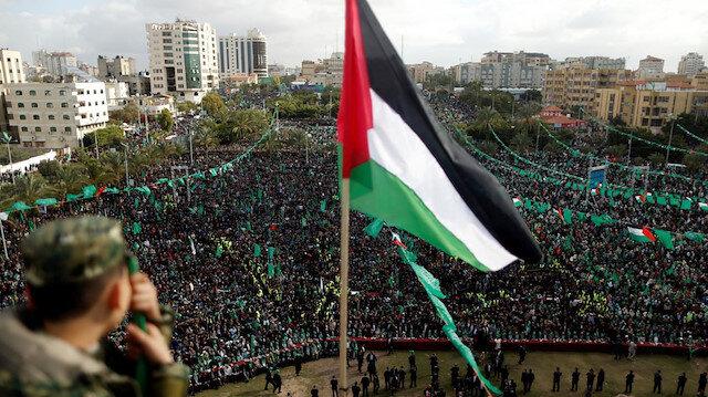 Hamas: ABD yanılıyor, Filistin halkı para için haklarından vazgeçmez
