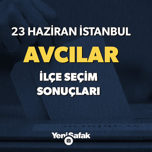 Avcılar Seçim Sonuçları - 2019 İstanbul  Avcılar Oy Oranları Seçim Sonuçları