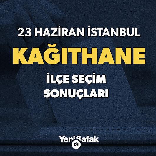 Kağıthane seçim sonuçları 2019 - Kağıthane sandık sonuçları ve oy oranları