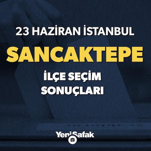 23 Haziran Sancaktepe seçim sonuçları ve sandık sonuçları