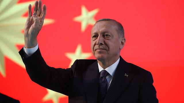 """Arap gençleri """"lider Erdoğan"""" dedi"""