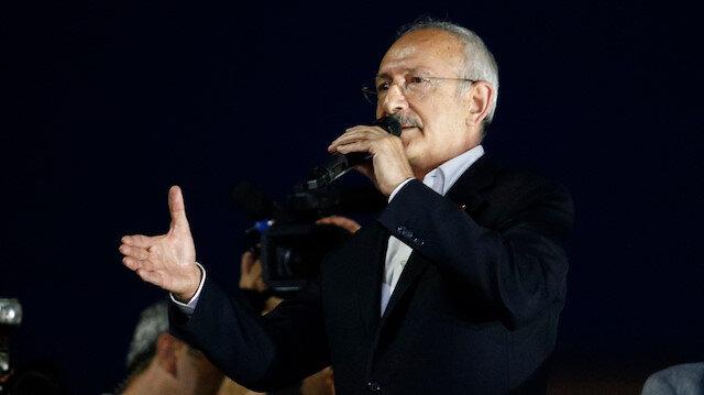 CHP lideri Kılıçdaroğlu: Herkesi kucaklıyoruz