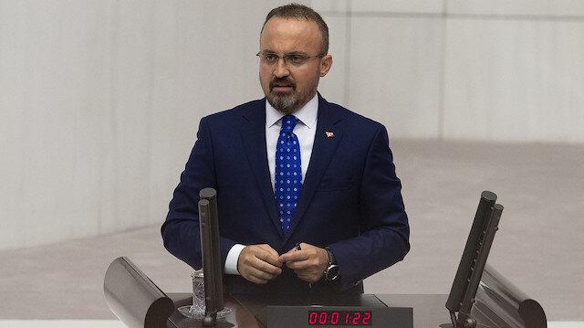 AK Partili Bülent Turan: Milletimizin takdiri her şeyin üzerindedir