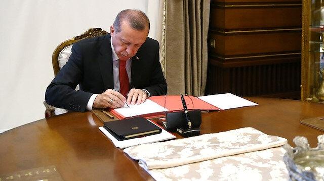Erdoğan imzaladı: 4 il için kesin koruma kararı
