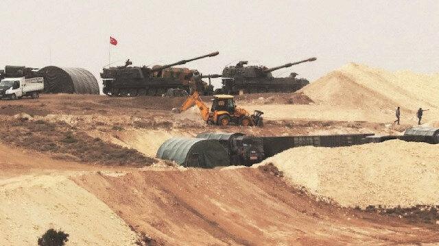 Esed'den Türk üssüne 2 saldırı