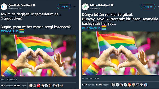 CHP'de LGBT rezaleti!