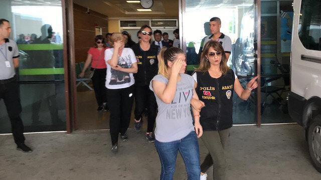 Sarar çiftinin evindeki soygunun şüphelileri Bulgaristan'dan iade edildi